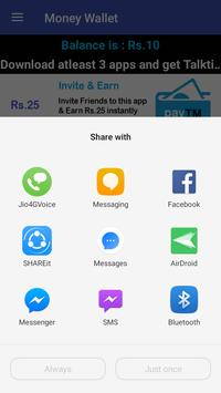 Money wallet(payTM) apk screenshot
