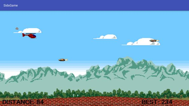 Helicopter Game screenshot 11