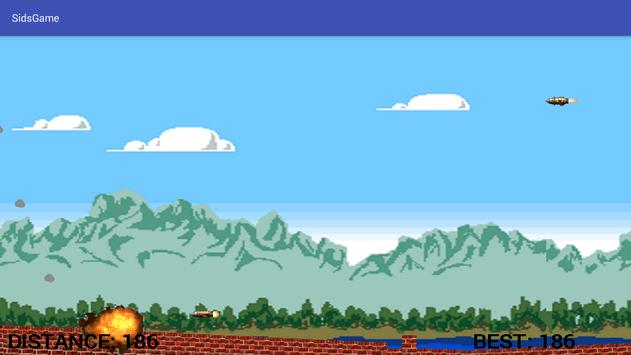 Helicopter Game screenshot 1