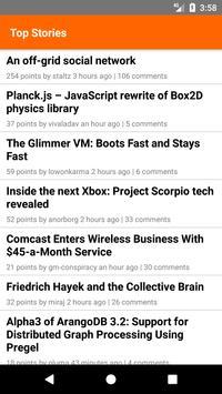 Hacker News poster