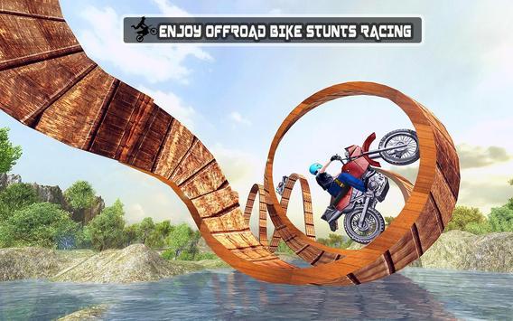 Real Moto Bike Stunts Uphill screenshot 3