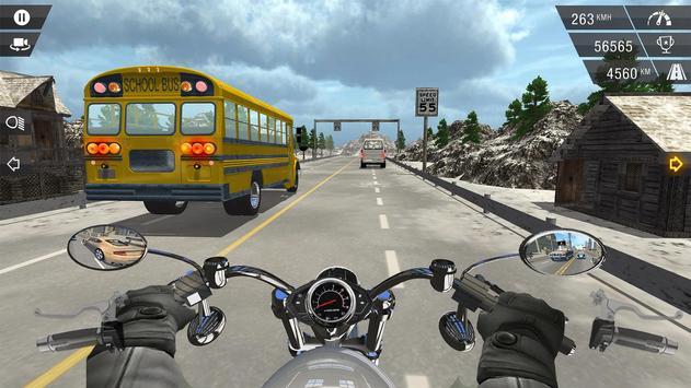 Racing in Bike - Moto Rider screenshot 6