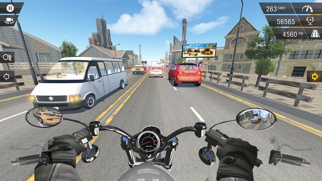 Racing in Bike - Moto Rider screenshot 9