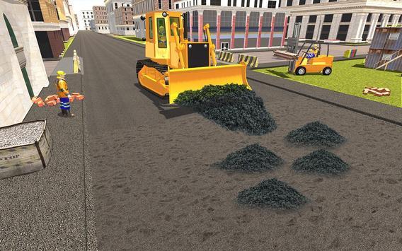 Mega road builder 2018: дорожные строительные игры для андроид.