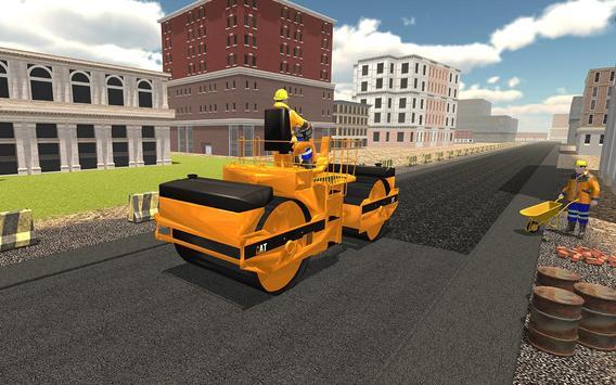Construction tractor simulator обзор игры андроид game rewiew.