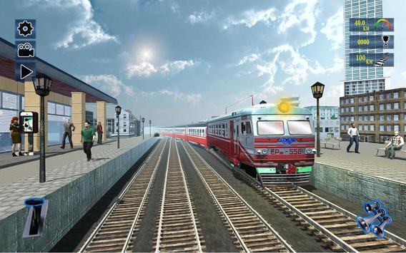 Train Racing Simulator Pro apk screenshot