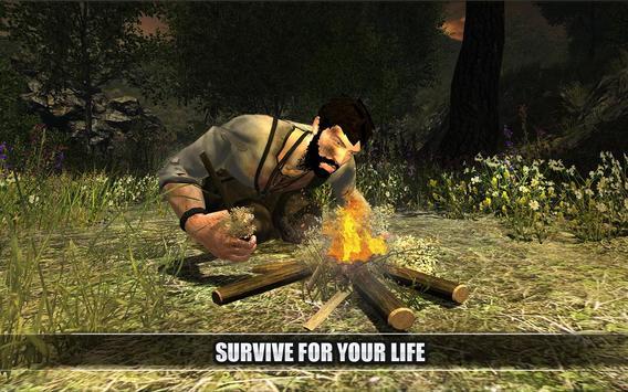 Raft Survival Island Escape poster