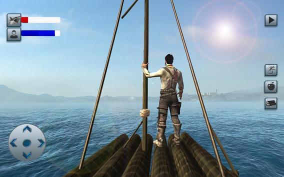 Raft Survival Island Escape apk screenshot