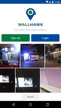 Wallhawk poster