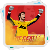 David De Gea Wallpaper icon