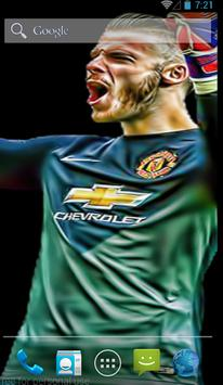 David De Gea Wallpaper apk screenshot