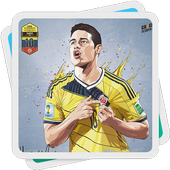 James Rodriguez HD Wallpapers icon