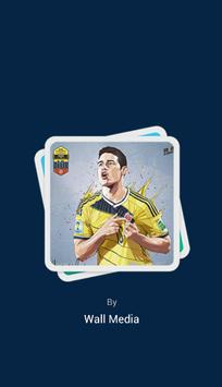 James Rodriguez HD Wallpapers poster