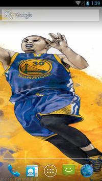 Stephen Curry NBA Wallpapers apk screenshot