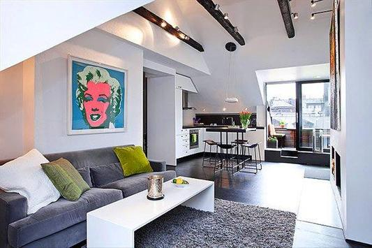 300 Apartment Decorating Ideas screenshot 1