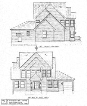 Architecture House Drawing screenshot 6