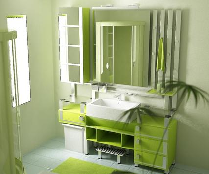 350 Bathroom Decorating Ideas apk screenshot