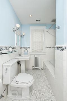 135 Bathroom Tile Ideas poster