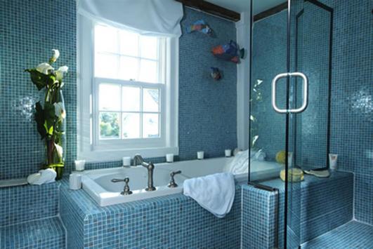 135 Bathroom Tile Ideas screenshot 6