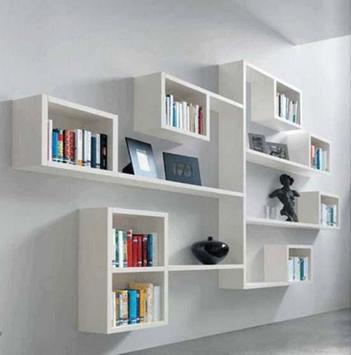 250 Design Wall Shelf poster