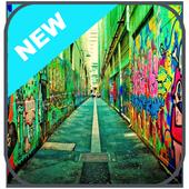 Graffiti Wallpaper icon