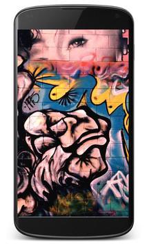 Graffiti Wallpaper poster