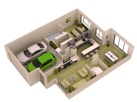 3D Home Design Ideas screenshot 3