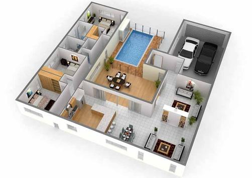 3D Home Design Ideas screenshot 4