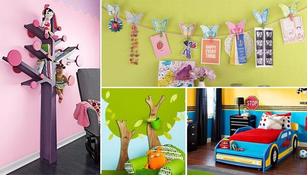 350 Kids - Design & Decor Room screenshot 1