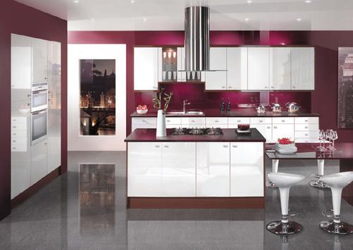 400 Kitchen Decorating Ideas poster