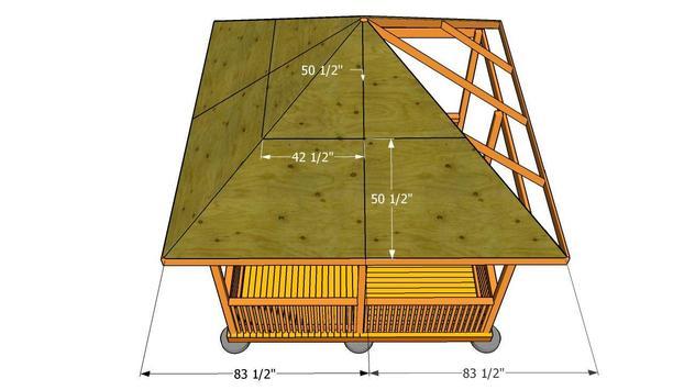 150 Roof Framing Design poster