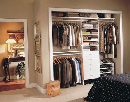 250 Small Closet Organisers screenshot 3