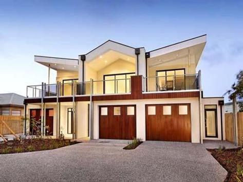 Modern Exterior Home Design Ideas poster