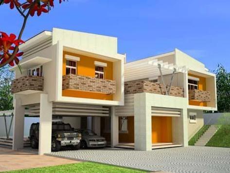 Modern Exterior Home Design Ideas screenshot 1