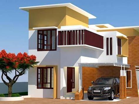Modern Exterior Home Design Ideas screenshot 2