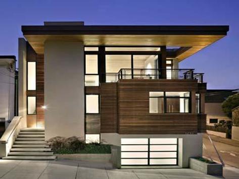 Modern Exterior Home Design Ideas screenshot 3