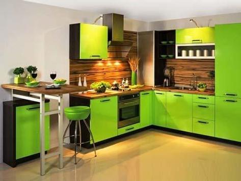 Modern Kitchen Decorating Ideas poster