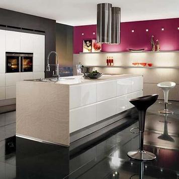 Modern Kitchen Decorating Ideas screenshot 1