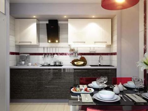 Modern Kitchen Decorating Ideas screenshot 3
