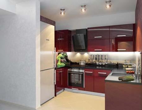 Modern Kitchen Decorating Ideas screenshot 4