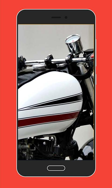 Motorcycle modification poster