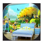 3D Baby & Kids Room icon