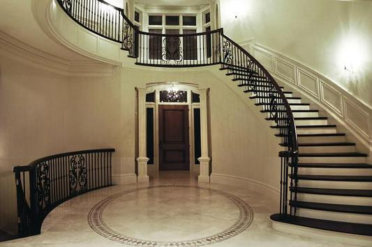 350 Best Home Stairs idea screenshot 5