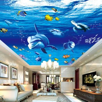 400 Ceiling Designing poster