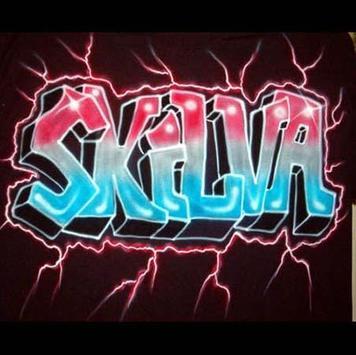 Graffiti Name Design Ideas poster