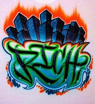 Graffiti Name Design Ideas screenshot 2