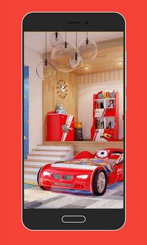 Kids Bedroom Design screenshot 1