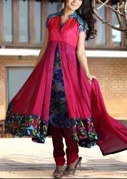 Latest Fashion Girls Frock Designs Ideas apk screenshot