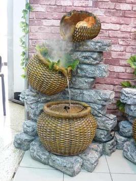 Water Fountain Design Ideas apk screenshot