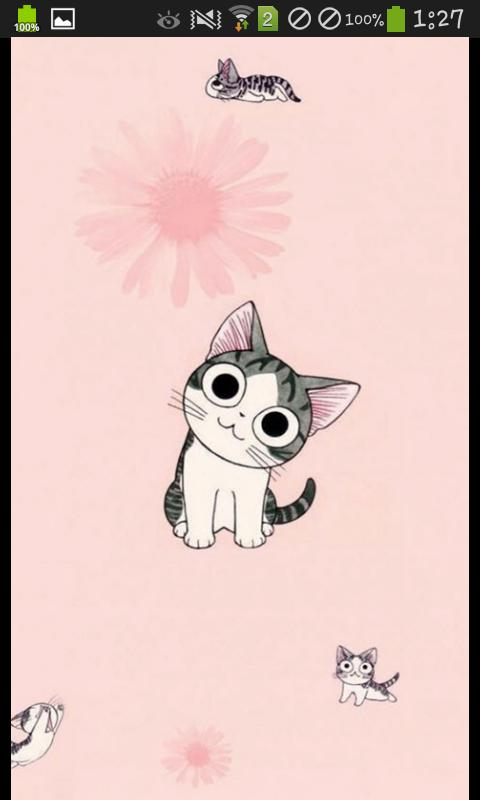 The Cartoon Cat Wallpaper For Android Apk Download